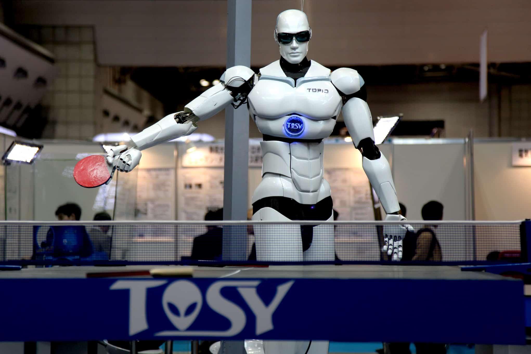 Mejores acciones robótica